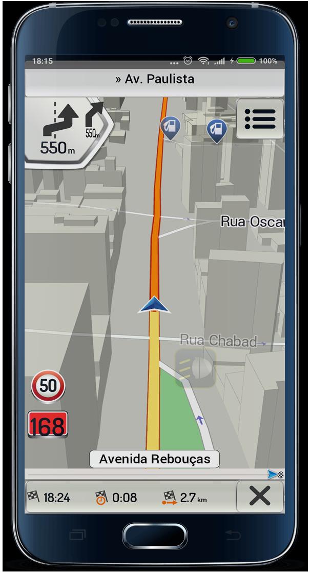 Atualização GPS iGO NextGEN - Smartphone e Central Multimídia