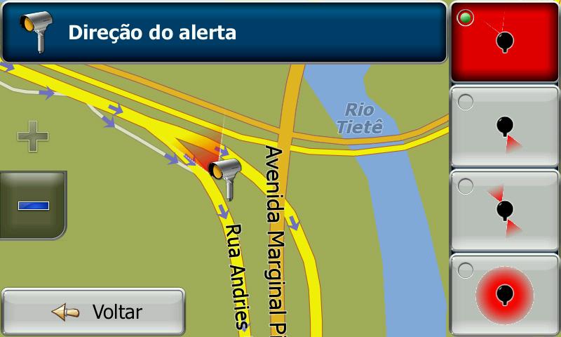 speedcam add 3 - TUTORIAL | Como inserir e editar radar no iGO