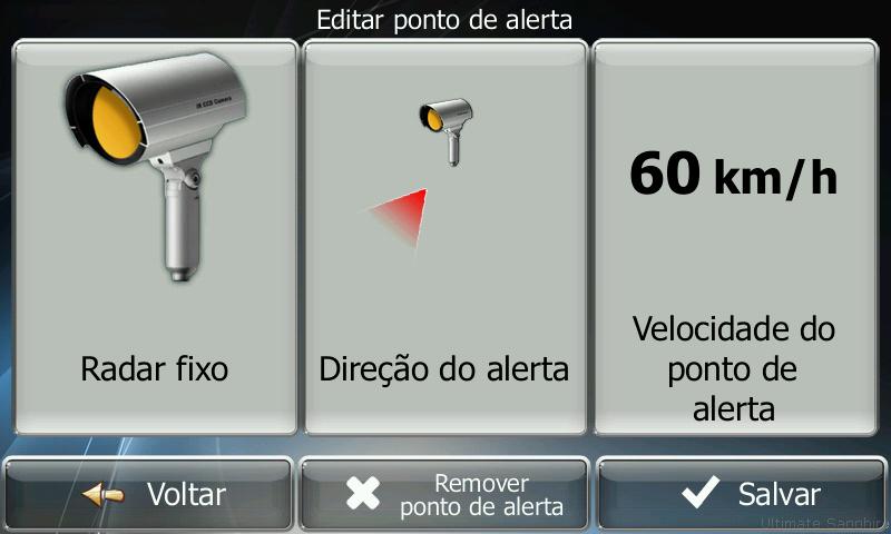 speedcam edit 2 - TUTORIAL | Como inserir e editar radar no iGO