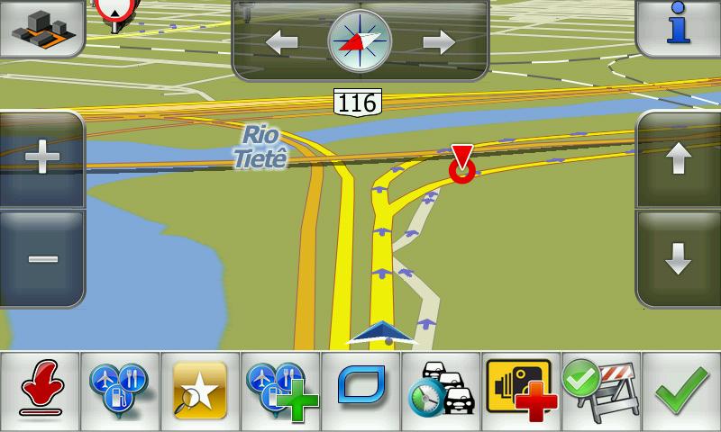 speedcam ponto - TUTORIAL | Como inserir e editar radar no iGO