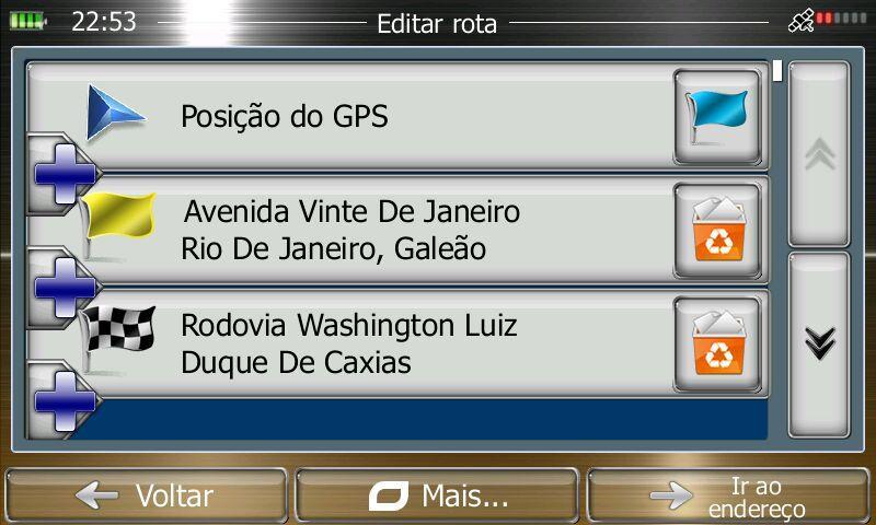 tela 1 - TUTORIAL | Como usar o seu GPS para gastar menos tempo e combustível