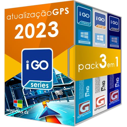box pack 700x700 - Atualização GPS 3 Navegadores iGO