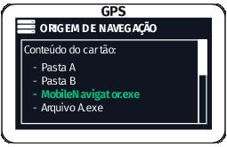 config gps 02 - MANUAL | Instalação Pack 3 Navegadores iGO