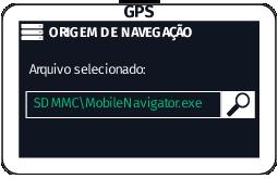 config gps 03 - MANUAL | Instalação Pack 3 Navegadores iGO
