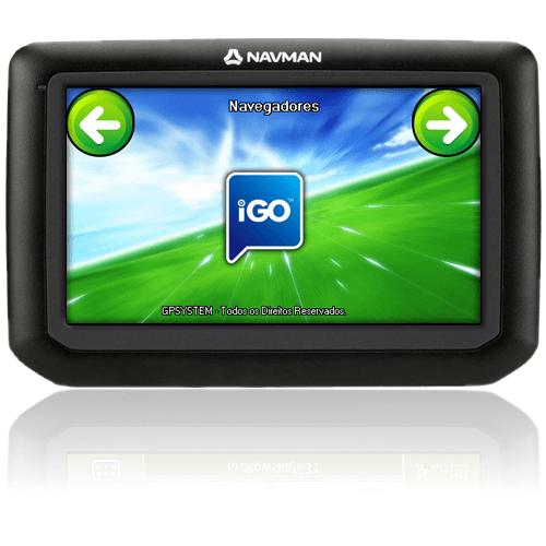 navman n2.fw  - Desbloqueio e Atualização GPS Navman
