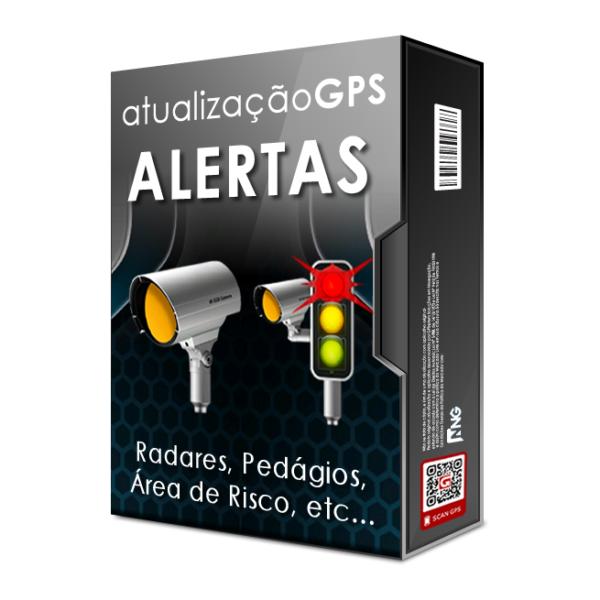 pack alertas 600x600 - Atualização de Alertas Radares Pedágios por 1 Ano