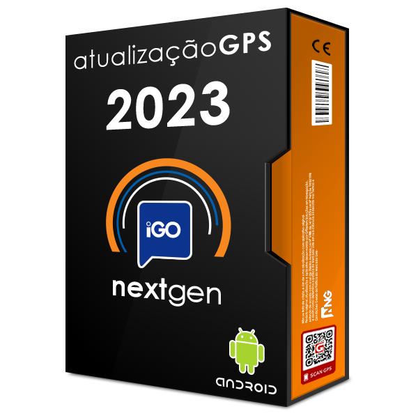 pack nextgen v2 2 - Atualização GPS iGO NextGEN Truck