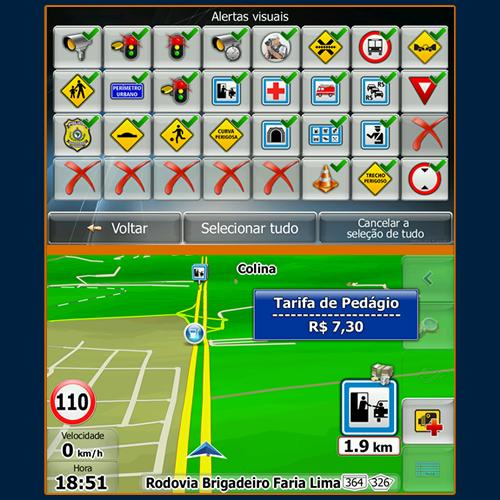 slides primo 6 - Atualização GPS iGO Primo Ultimate WindowsCE
